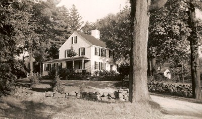 photo of Crehore House at 1144 Brush Hill Road