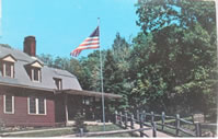 Trailside Museum Postcard