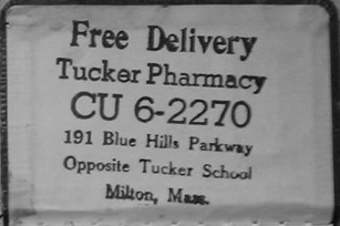 TUcker  Pharmacy