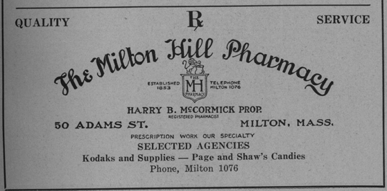 The Milton Hill  Pharmacy